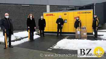 Neue DHL-Packstation in Broistedt in Betrieb genommen