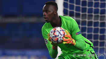 Mendy ready to 'fight' Kepa & Caballero for Chelsea No.1 spot