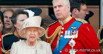 Queen's birthday snub to Prince Andrew after Jeffrey Epstein scandal