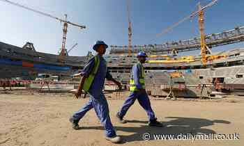 'More than 6,500 migrant workers have died' building Qatar's World Cup infrastructure