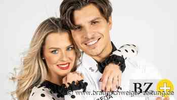 "Braunschweiger Tanztrainer-Paar bei ""Let's Dance"""