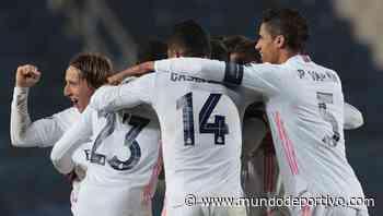 El triunfo del Real Madrid evita una debacle histórica - Mundo Deportivo