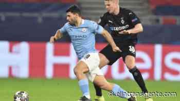«Feliz de volver»: la alegría del Kun Agüero tras el triunfo del Manchester City que sigue con su racha descomunal - El Intransigente