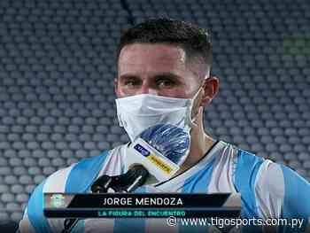 Jorge Mendoza le da el triunfo a Guaireña - Tigo Sports
