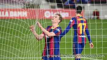 De Jong, el otro 'mago' clave en el triunfo contra Elche - FC Barcelona Noticias