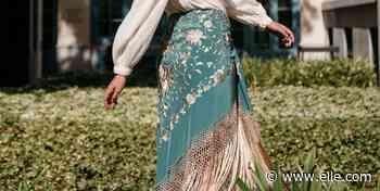 Alta artesanía española: el triunfo de la moda hecha a mano - ELLE