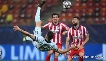 Chilena de Olivier Giroud le da el triunfo al Chelsea sobre el Atlético en Champions - Diario El Mundo