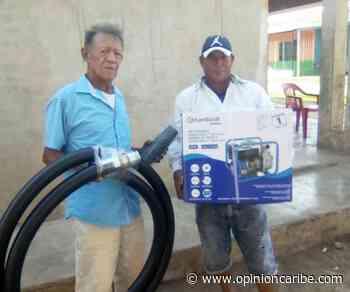 Pequeños productores de Sitionuevo recibieron insumos agrícolas - Opinion Caribe