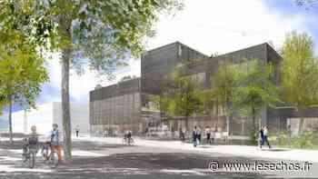 Paris-Saclay : démarrage des chantiers de la gendarmerie et du centre Teilhard de Chardin - Les Échos