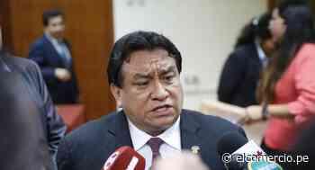 Elecciones 2021: José Luna Gálvez es ratificado como candidato al Congreso por decisión del JNE - El Comercio Perú
