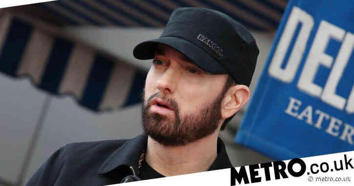 Eminem celebrates as classic 2002 hit Lose Yourself passes 1billion streams on Spotify