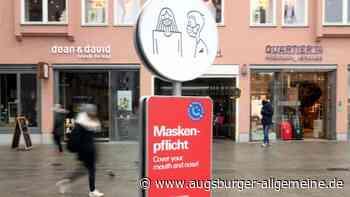 Corona in Augsburg: Inzidenzwert sinkt erneut leicht, 32 Neuinfektionen
