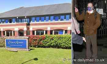 Tech boss sues Elegant Resorts Ltd for almost £1million after banging his head on a DOORFRAME