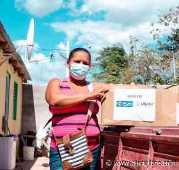 EEUU dona kits de alimentos en Pedernales a familias impactadas por el COVID-19 - Diario Libre
