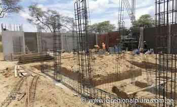 Gobierno Regional Piura construye colegio en Centro Poblado Km 44 en Chulucanas - El Regional
