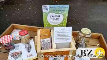 Volkshochschule Braunschweig bietet ein Saatgutfestival