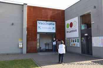 Vaccinatiecentra vragen burgers afspraak voor vaccin al dan niet te bevestigen