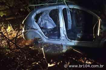 Polícia Militar flagra desmanche de veículos roubados em Satuba - BR 104