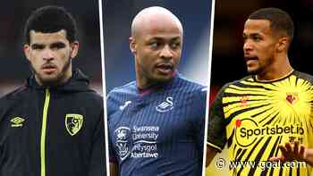 Which Africans are in the race for the Premier League?