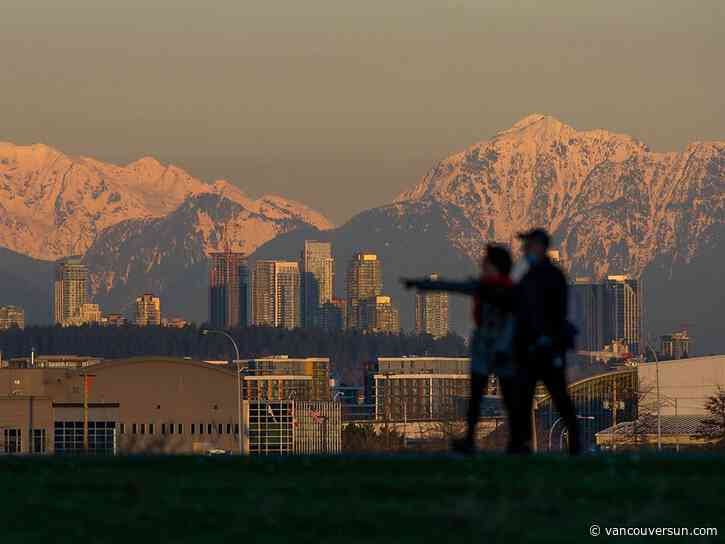 Vancouver Weather: Wet snow mixed with rain, sunshine later