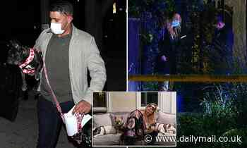 Lady Gaga's dog walker is shot four times in the chest by two men who stole two of her dogs