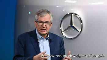 Auto-Konzern: Daimler setzt auf Lastwagen-Geschäft