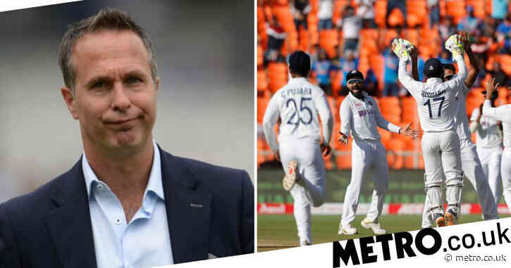'Utter s***e' – Michael Vaughan slams 'garbage' pitch as India beat England inside two days