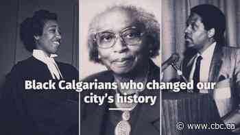 Black History Month: 3 Black Calgarians who changed the city's history
