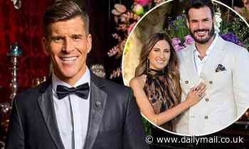 Osher Günsberg reveals the new Bachelor will be successful, tall and 'incredibly good looking'
