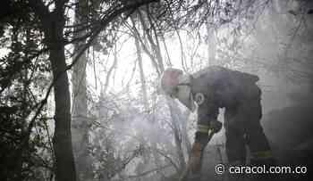 Bomberos atendieron tres incendios en Santa Rosa, sur de Bolívar - Caracol Radio