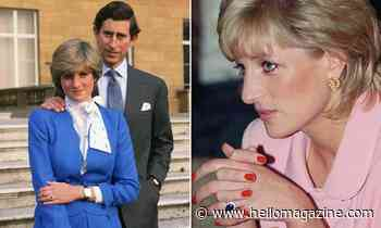 Princess Diana's £123k engagement ring was a controversial choice