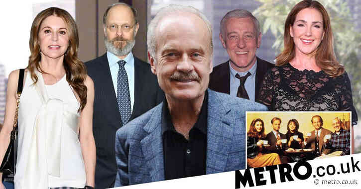 As Frasier is set to return after 17 years – here's where the cast is now