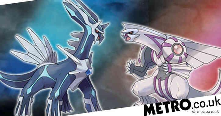 Pokémon Diamond and Pearl remakes rumoured for Friday's Pokémon Direct