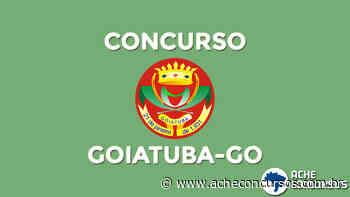 Prefeitura de Goiatuba-GO lança dois editais para concurso público em 2021 - Ache Concursos