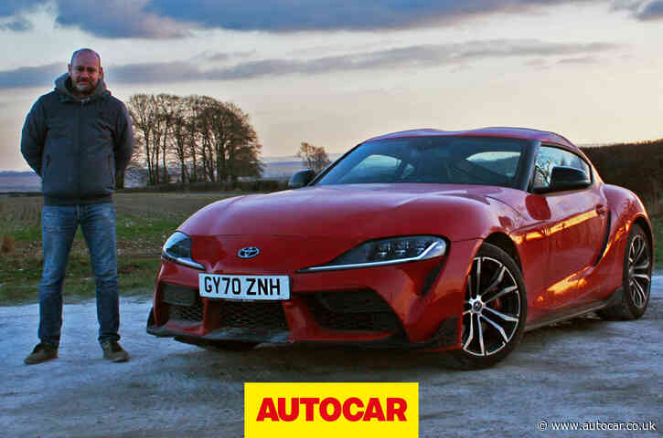 Toyota GR Supra 2.0 2021 video review: are four cylinders enough?