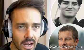 Bear Grylls pays tribute to Spencer Matthews' brother Mike who tragically died aged 22