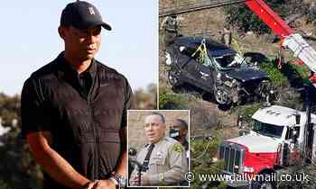 Tiger Woods does not remember car crash and his blood wasn't tested for alcohol