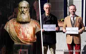"""Niet iedereen wil de Leopold II-laan weg: """"We zijn hem dank verschuldigd"""""""