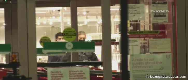Chaos After Man Shot, Wounded During Argument Inside Gardena Target Store