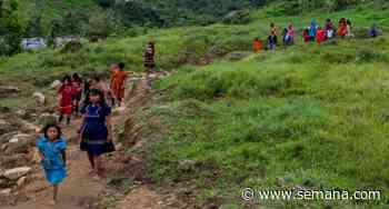 Anuncian presencia del ejército y ayuda humanitaria en el Alto Baudó - Semana