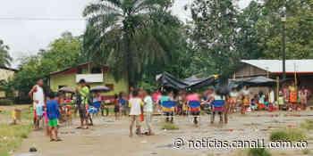 Obispos del Chocó exigen atención inmediata a comunidades indígenas del Alto Baudó - Canal 1