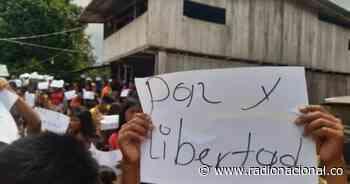 Emergencia en Chocó: desplazamientos y confinamientos de indígenas en Alto Baudó - Radio Nacional de Colombia