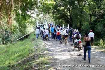 Defensoría pide intervención urgente ante masivo confinamiento en Alto Baudó - El Espectador