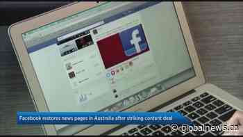 Facebook vs. Australia – What does it mean for Canada?
