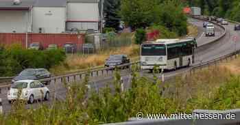 Solms B 49 wird bei Solms wieder gesperrt - Mittelhessen