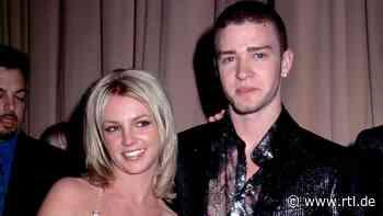Ungesehene Liebes-Aufnahmen von Britney Spears und Justin Timberlake - RTL Online