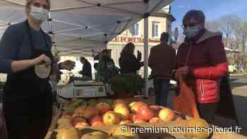 Le marché du terroir en semi-nocturne de Villers-Bretonneux lancé - Courrier picard