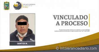 Vinculan a proceso presunto agresor sexual de Zinacatepec - Intolerancia Diario