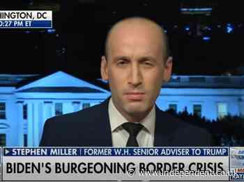 'You can't make this stuff up': Stephen Miller receives backlash for calling Biden's immigration policies inhumane
