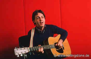 Endlich: Paul McCartney arbeitet an seiner Autobiographie - Rolling Stone